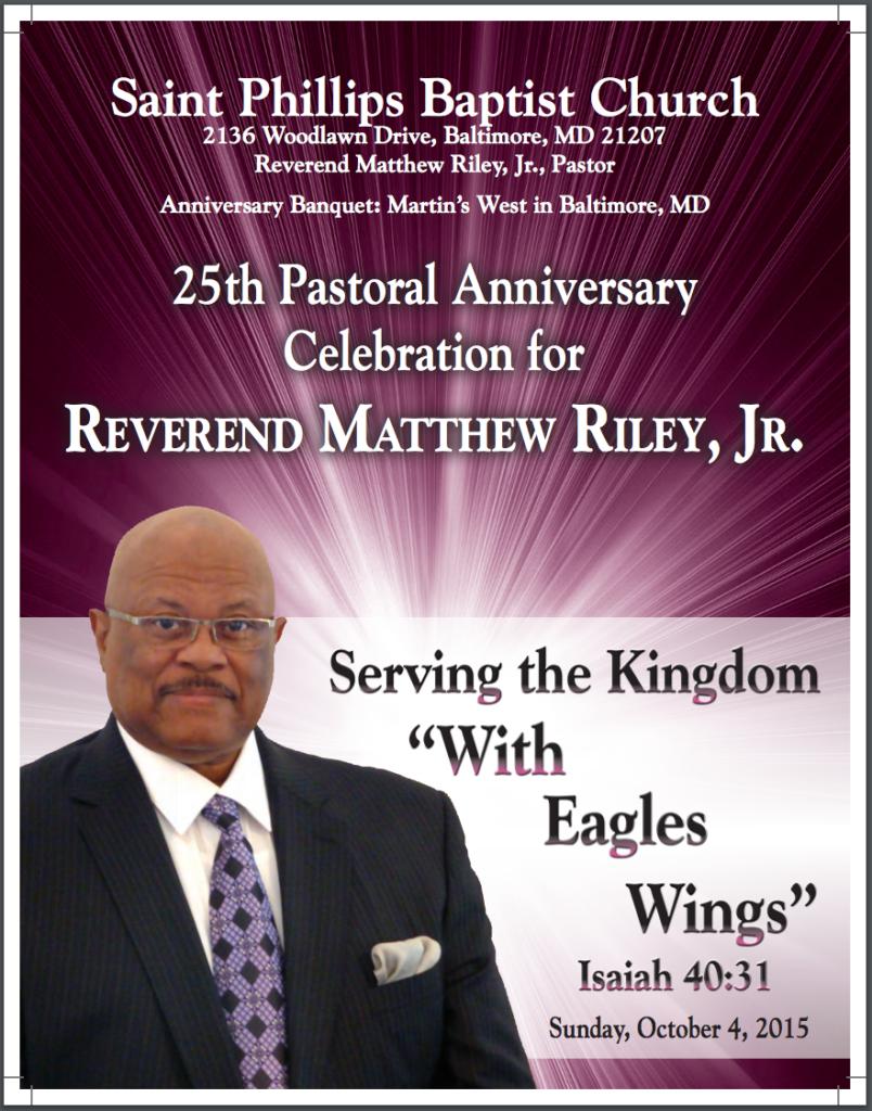 25th Pastoral Anniversary_2