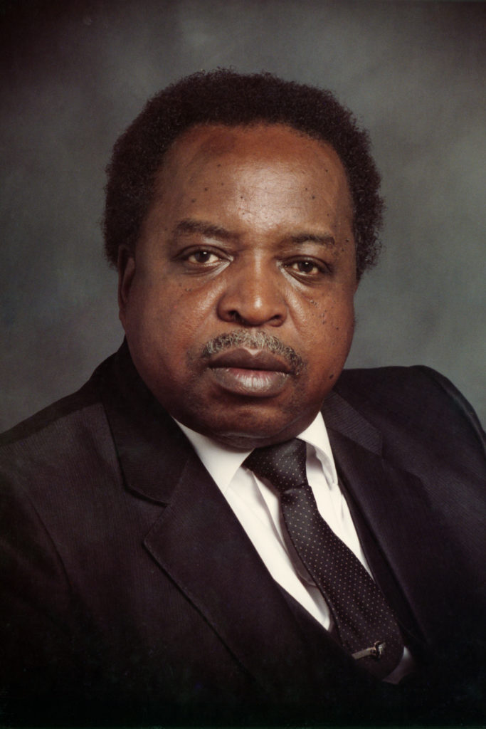 Rev. Nathaniel Johnson