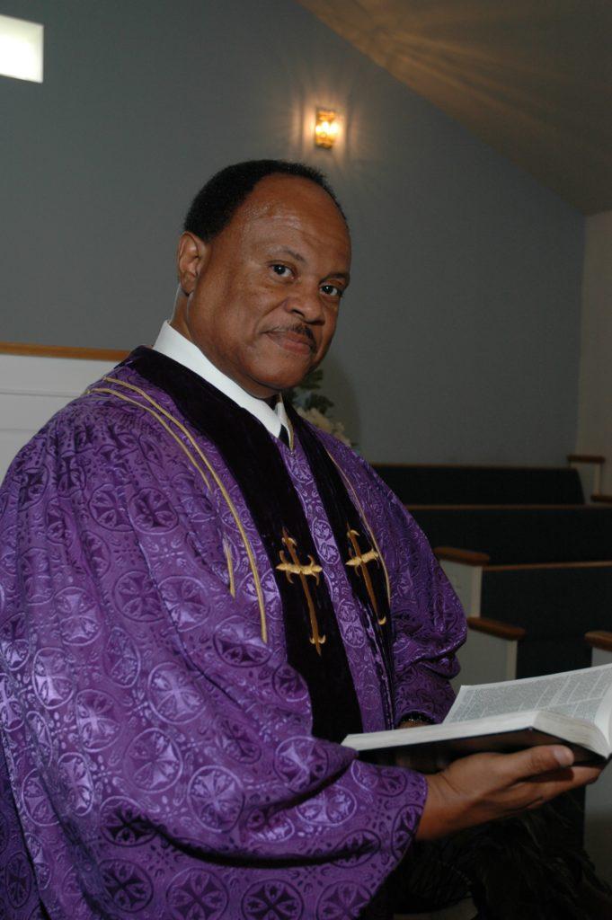 Pastor Riley 2010