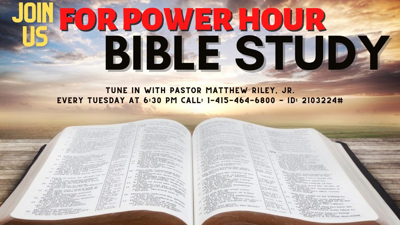 Power Hour Bible Study_1