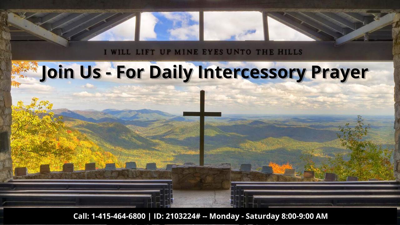 Intercessory Prayer_3
